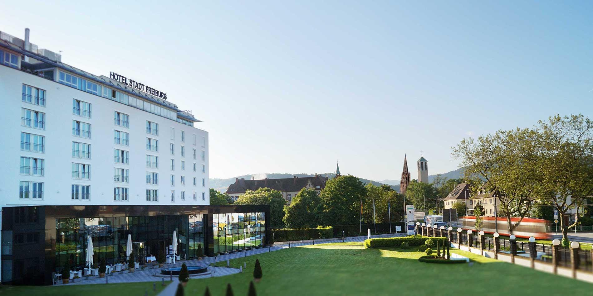 Freiburg Hotel Booking